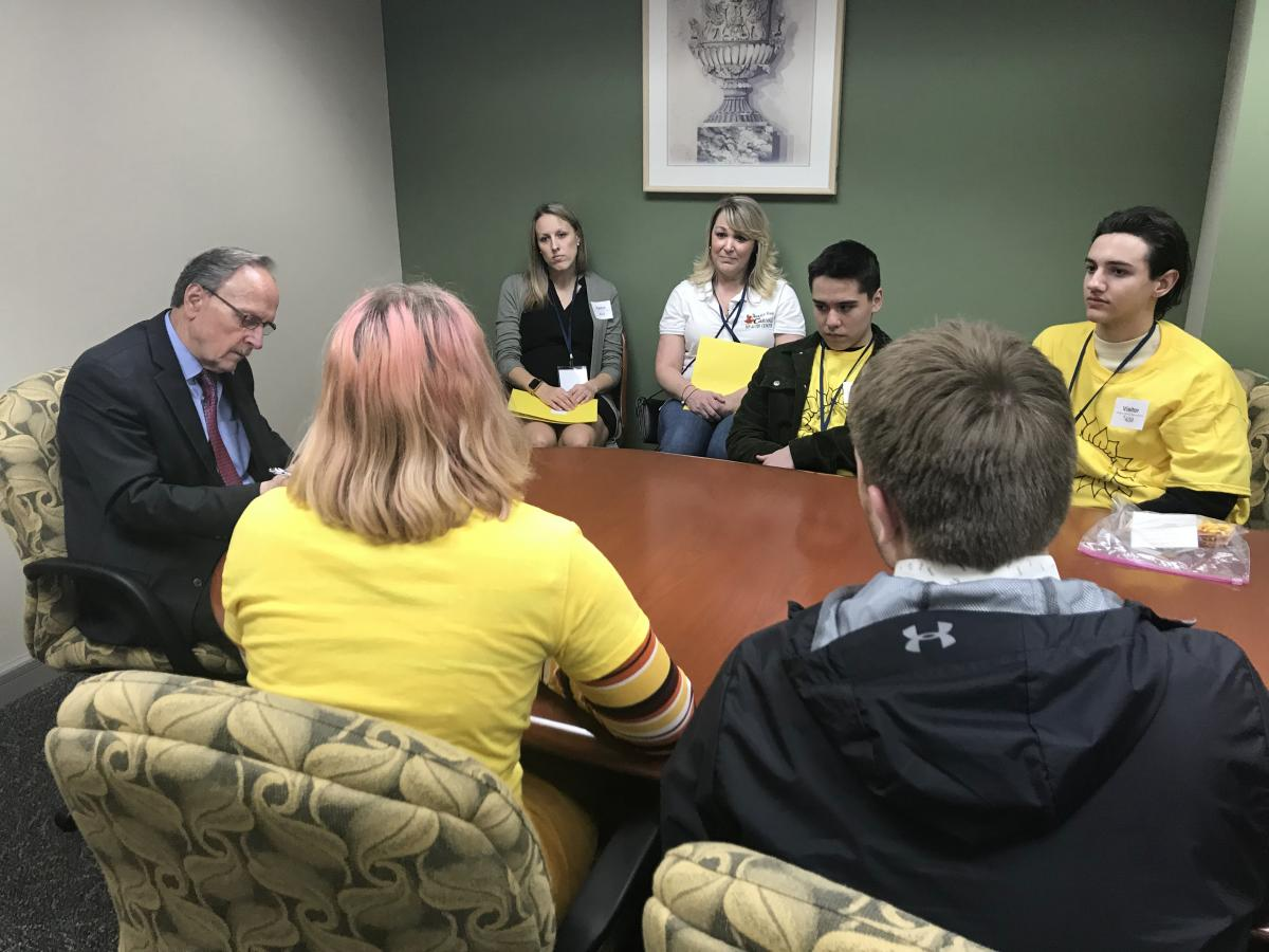 Youth Advocacy day 2019